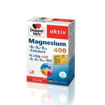 도펠헤르츠 마그네슘400 30정(30일분)