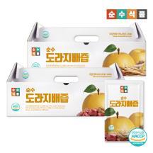 순수식품 순수도라지배즙 2박스 (50포)